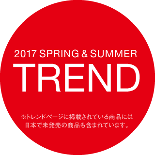 SPRING & SUMMER COLLECTION 2017